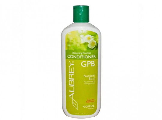 Aubrey Organics, GPB Glycogen Protein, Balancing Conditioner, Rosemary Peppermint