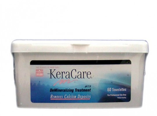 KeraCare DeMineralizing Treatment 60 Towelettes